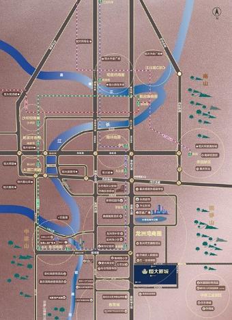 置业指南:盘点巴南部分在售楼盘-中国网地产