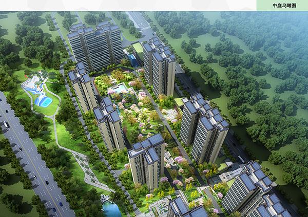 学堂郡·四季花园:25万方城市品质生活住区 礼献遵义-中国网地产
