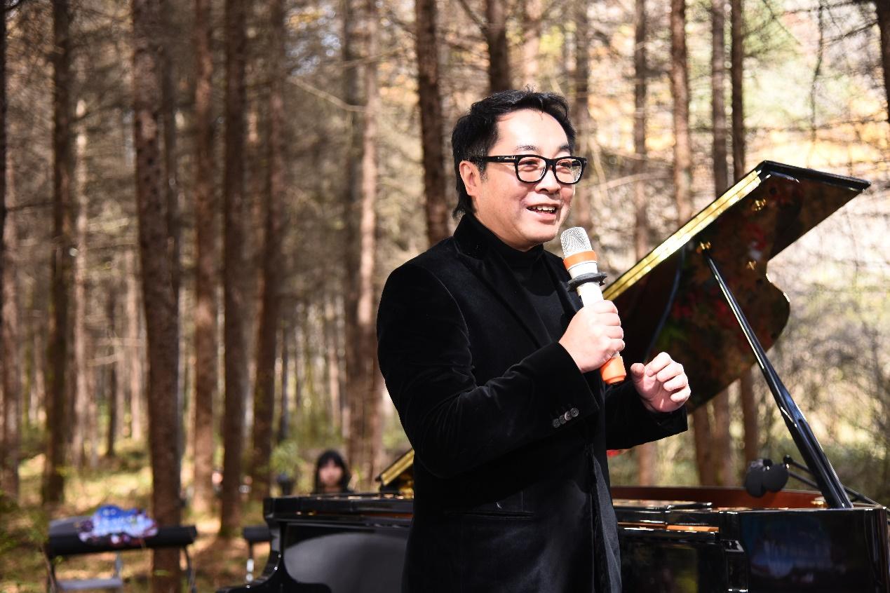 光雾山红叶节,钢琴大师课开讲啦-中国网地产