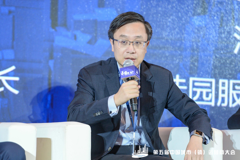 鸿坤产业集团执行总裁朱江:打造创新型产业生态圈 -中国网地产