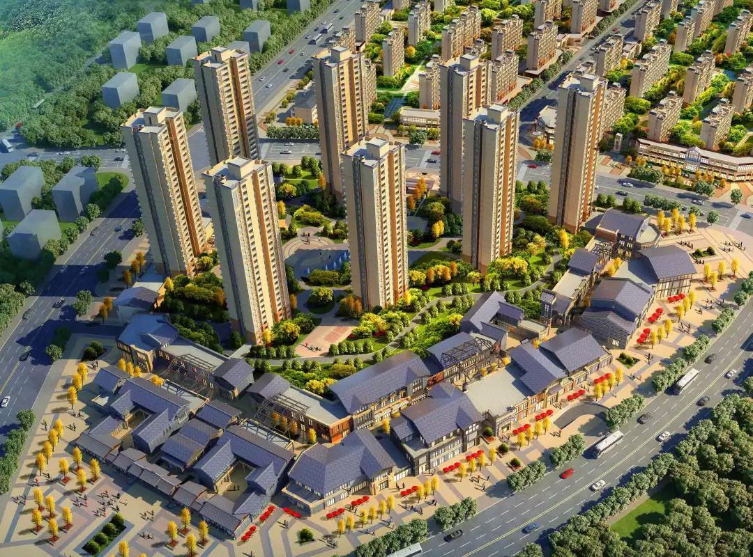 绥阳林达阳光城·家苑:6G智慧高层面世-中国网地产