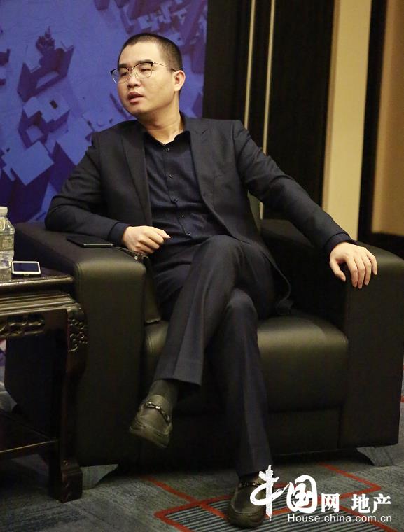 佳兆业刘策:三架马车驱动城市运营 -中国网地产