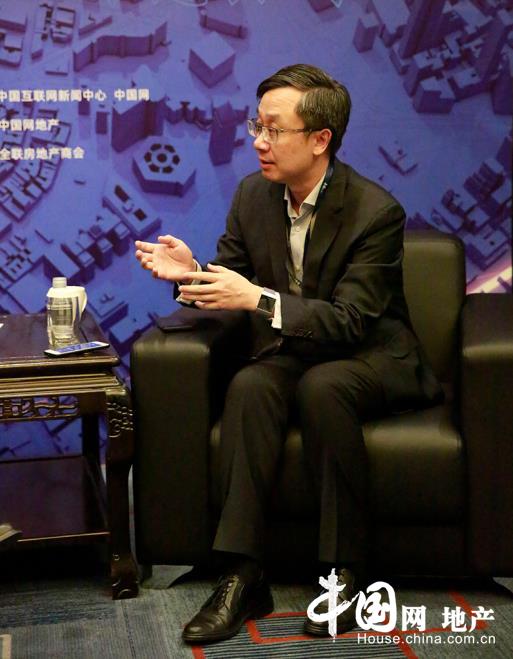 鴻坤産業集團朱江:鴻坤做産業的秘訣是長尾效應-中國網地産