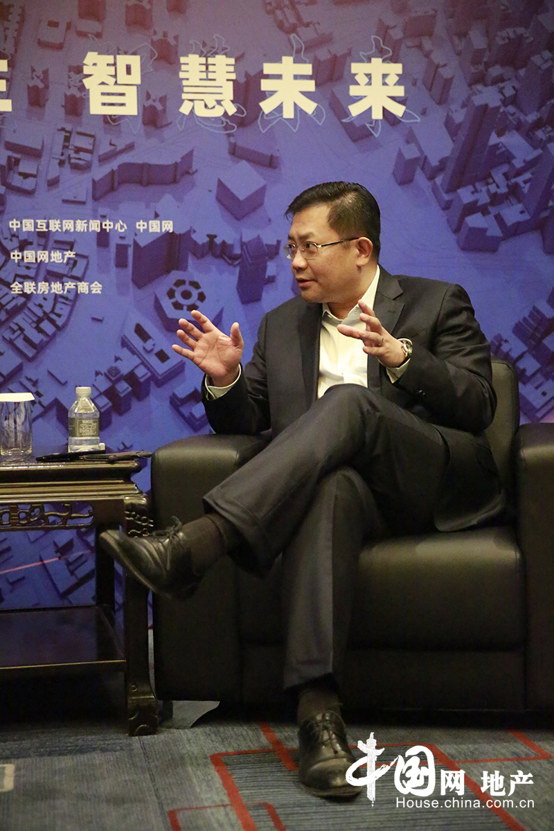 亿达中国于大海:投身产业地产要耐得住寂寞 经得起诱惑-中国网地产
