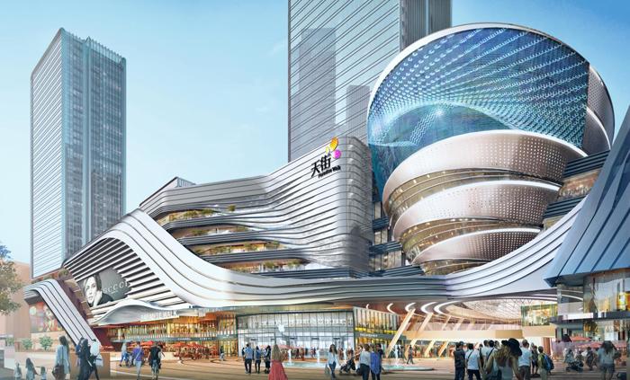 """龙湖""""光年速度"""" 推动全国首个""""TOD垂直城市""""加速呈现-中国网地产"""