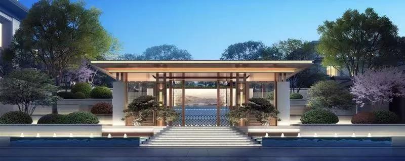 遵商梦想小镇:家门之傲 有了门 一面墙就成了建筑-中国网地产