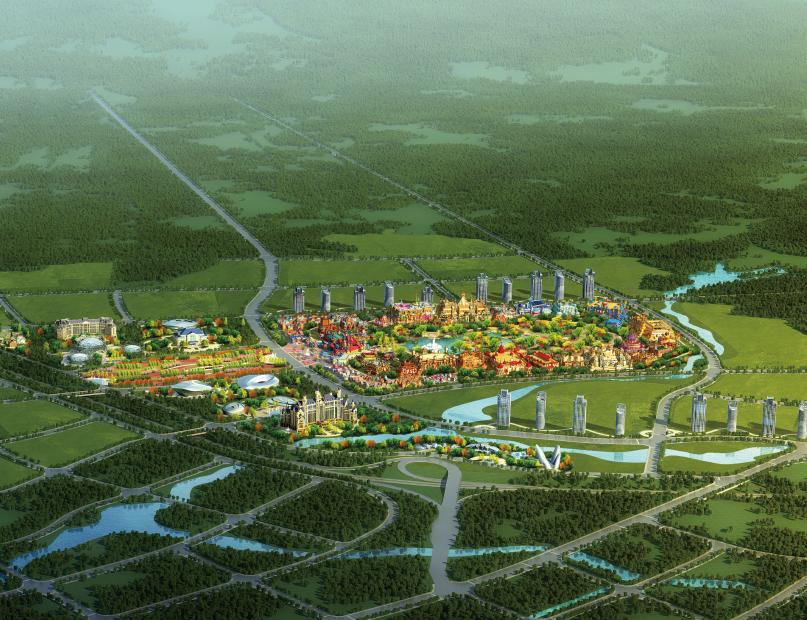 """东北首座""""智慧社区""""即将亮相  科技与生活的完美融合即刻上演-中国网地产"""