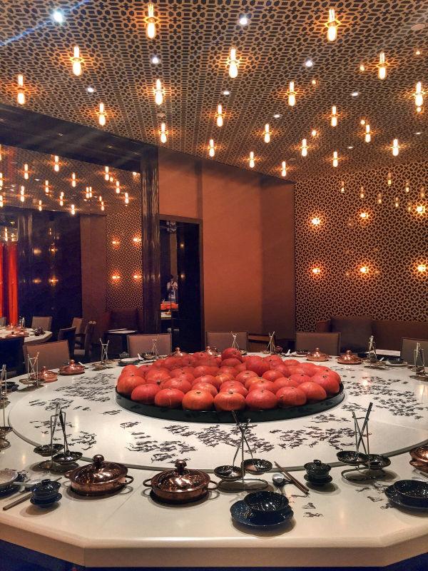 年底聚餐高峰,成都群光君悦酒店8号火锅准备好了-中国网地产