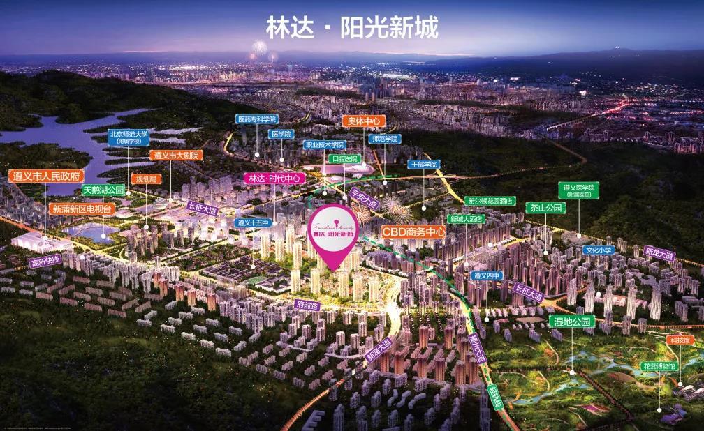 林达·阳光新城:用墅院洋房典藏生活的诗意瞬间-中国网地产