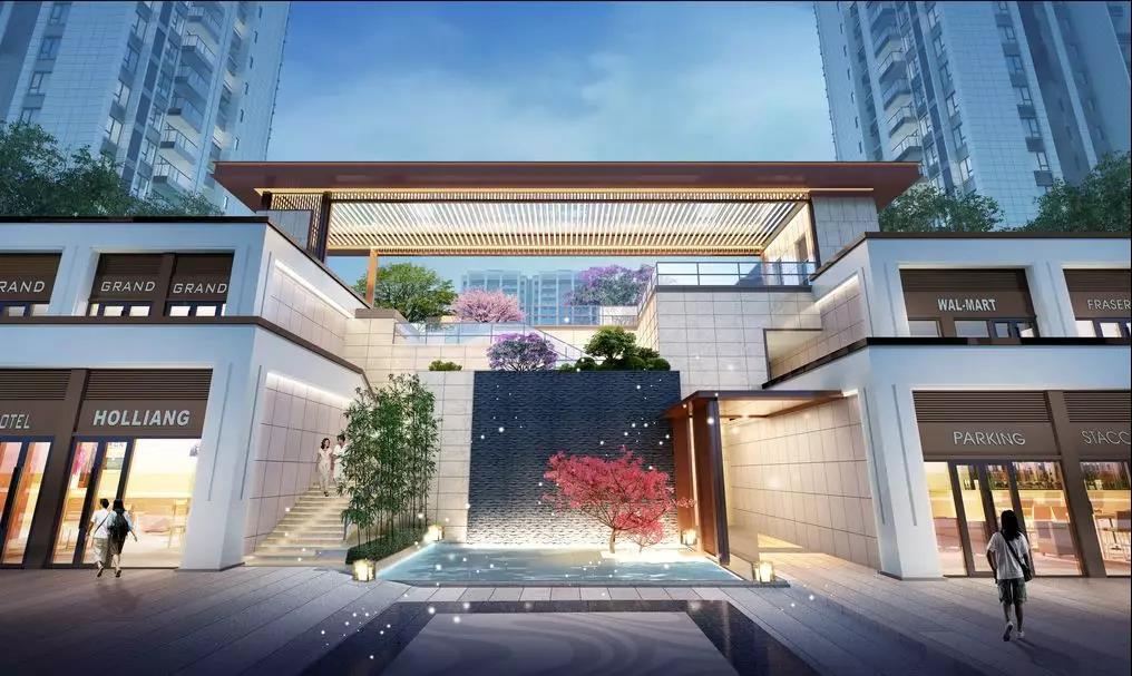 金科·汇川城示范区11月27号盛大开放  -中国网地产