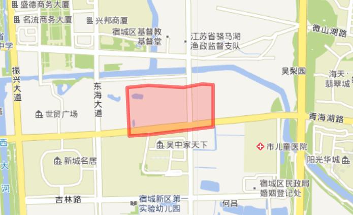 新城控股联合体8.02亿元竞得江苏宿迁一宗地块 溢价率36.17%-中国网地产