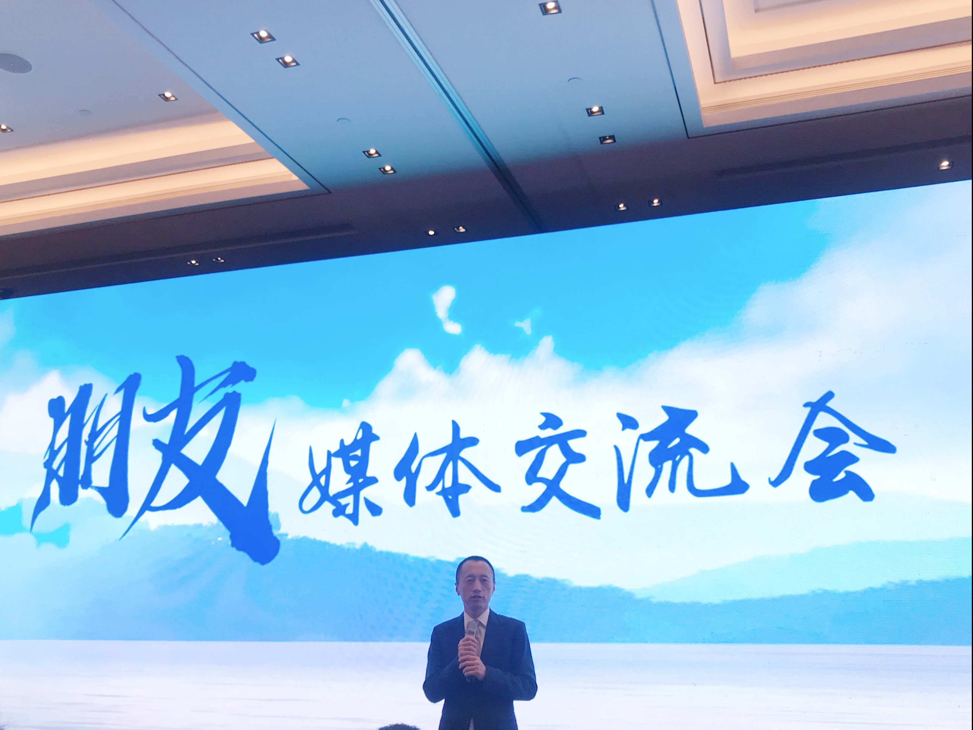 万科郁亮:对每一个地方都情有独钟-中国网地产