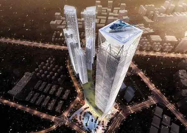 恒丰碧桂园贵阳中心14500元每平米起 全景大平层稀贵加推-中国网地产