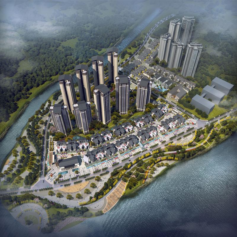 成都人表示,岛居生活两百万就够了-中国网地产