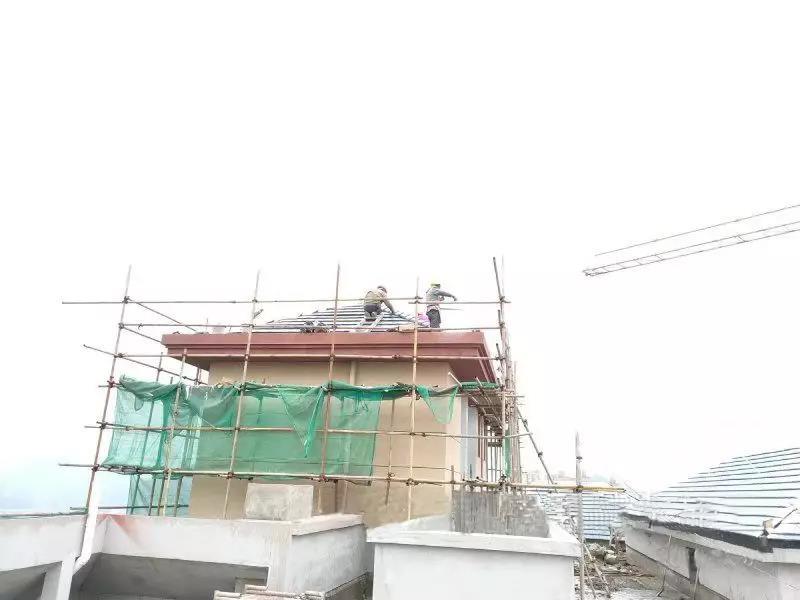 遵义高铁南城12月工程进度:寒意渐浓 家书送暖-中国网地产