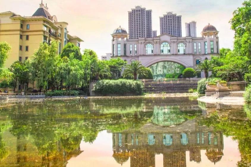 遵义恒大城:一席园林盛景 一座城市的人居仰望-中国网地产