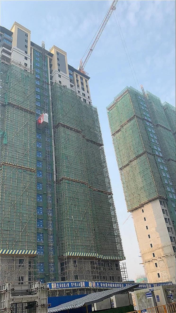 保利未来城市:工程进度,冬日暖阳妆新家,幸福家音致家人-中国网地产