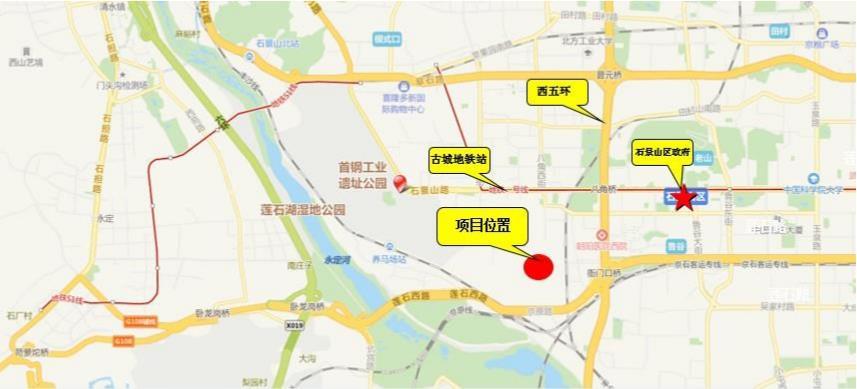 中海36.5亿元竞得北京石景山1宗居住用地 溢价率17.74%-中国网地产