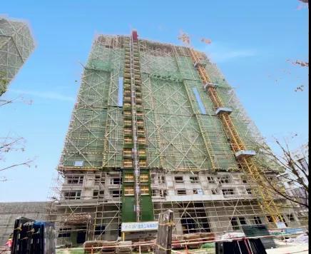 金科遵义工程进度播报 | 新年新气象 焕新幸福家-中国网地产