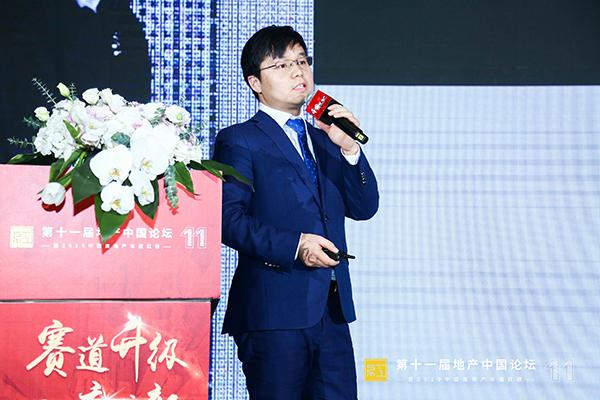 邓文:基于物业的资产证券化是未来主要的发展方向-中国网地产