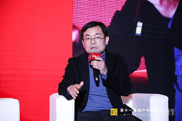 圆桌论坛 | 徐海伦:葛洲坝不做规模 就做小而美-中国网地产