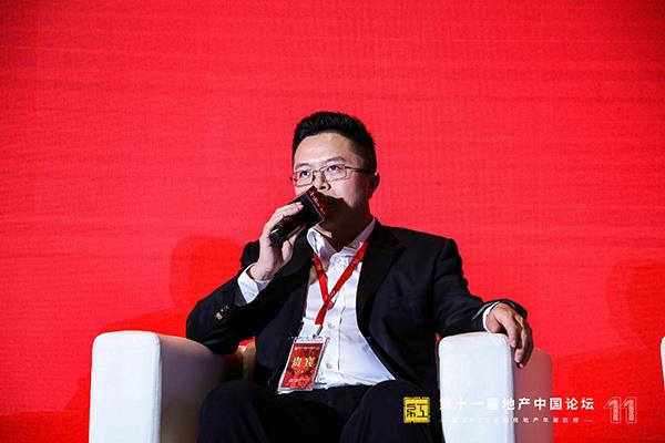 圆桌论坛 | 冷捷:走多元化之路要避免跨界太多-中国网地产