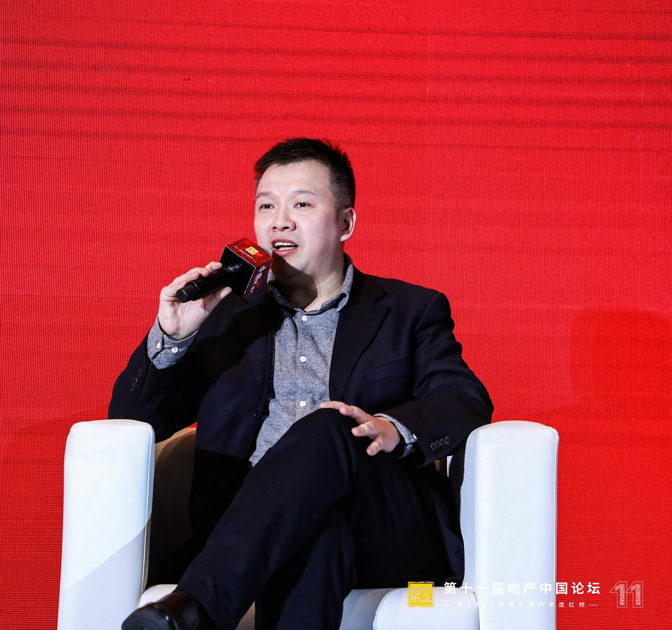 圆桌论坛   姚科:房企多元化离不开三个方面支撑-中国网地产