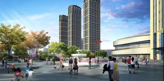 销许已下!均价4.5万/㎡!鼓楼大平层住宅终于要来了!-中国网地产