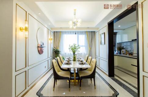 东创铂悦府,还原一个眼见为实的水岸洋房生活图景-中国网地产