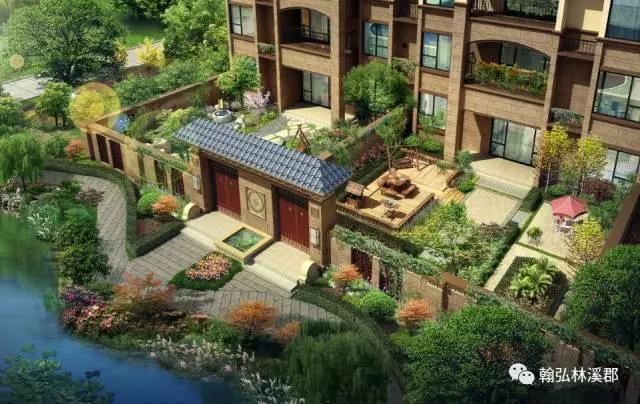 翰弘林溪郡,一座城市的进阶 一座低密花园社区的惬意生活-中国网地产