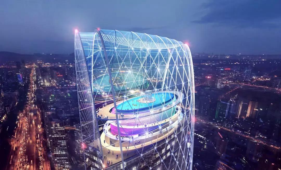 天山·世界之门,未来垂直城市,开启商业新格局-中国网地产