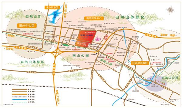主城央四中旁 东都·金麟府线上购房开启全城销售中-中国网地产