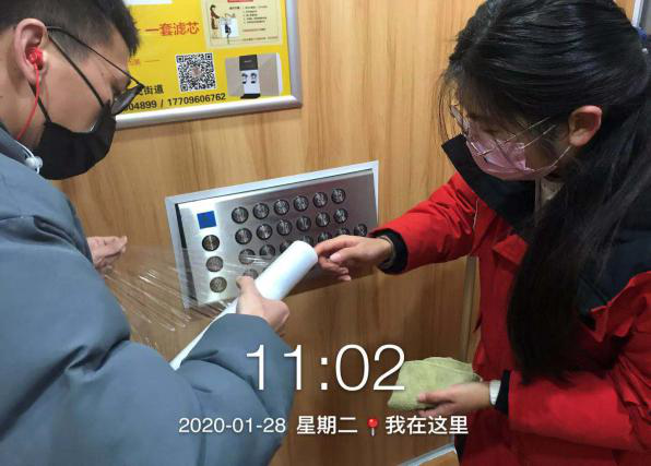科學防護一起守護,孔雀城一直在行動-中國網地產