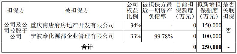 中南建设:为2家公司提供25亿元担保额度-中国网地产