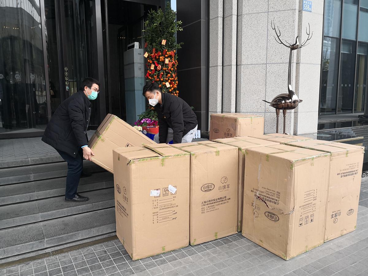 """战""""疫"""":一名基层党组织负责人记录下的20天-中国网地产"""
