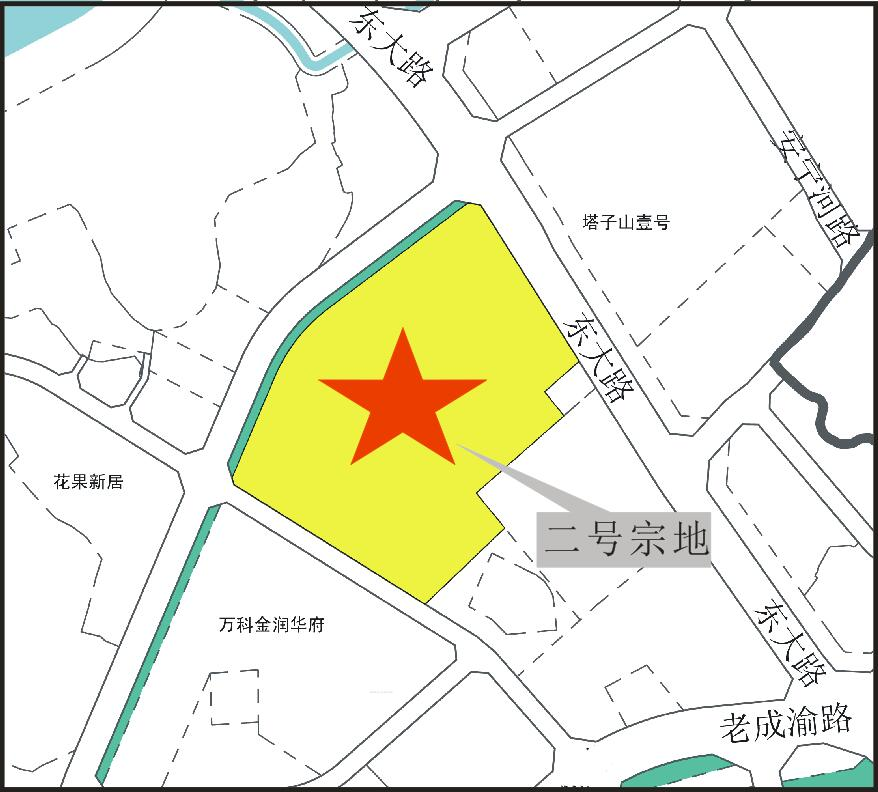 建发46.82亿元竞得成都锦江区宅地-中国网地产
