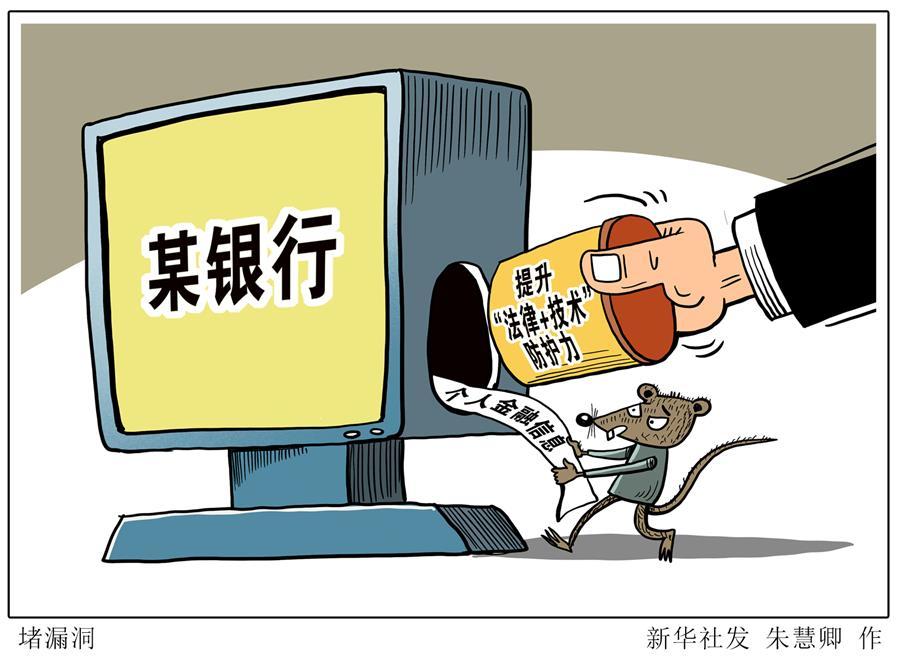 """这些银行里的个人金融信息""""漏洞""""该咋堵?-中国网地产"""