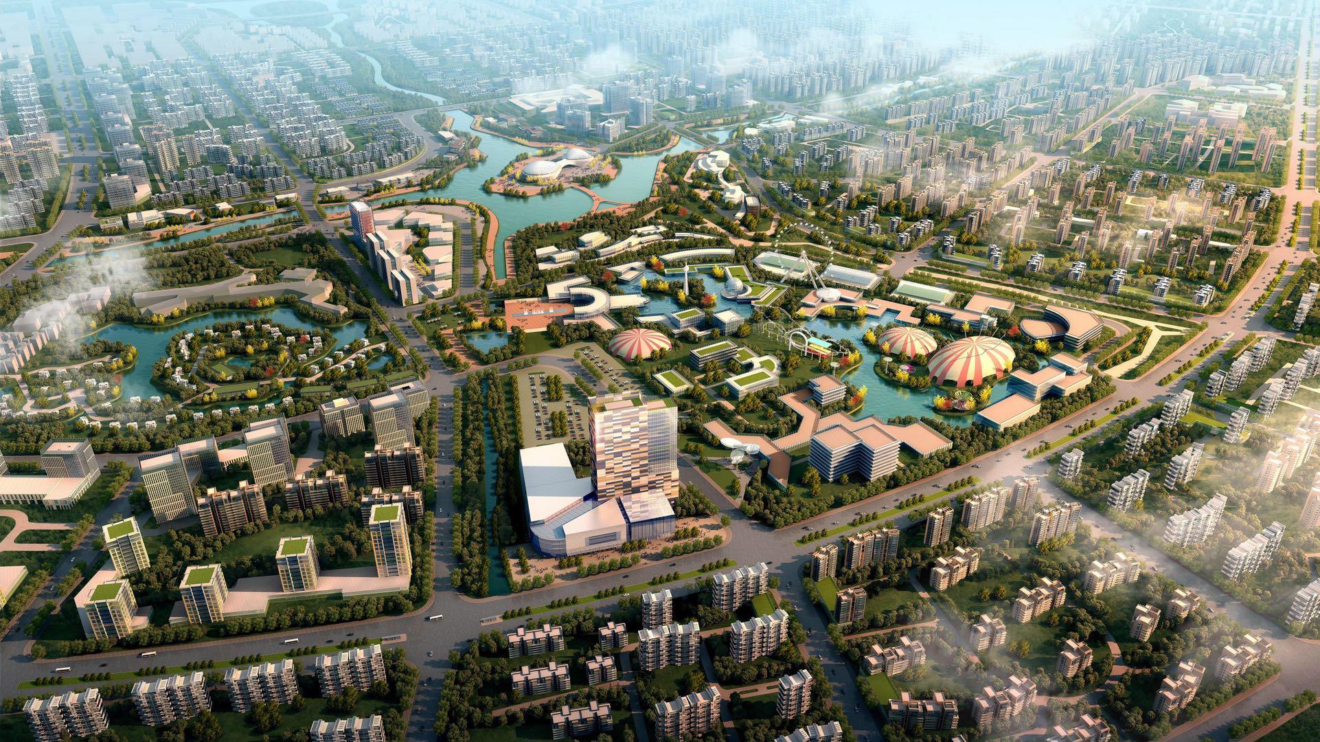 世界活力城市新样本   京津合作示范区渐露真容-中国网地产