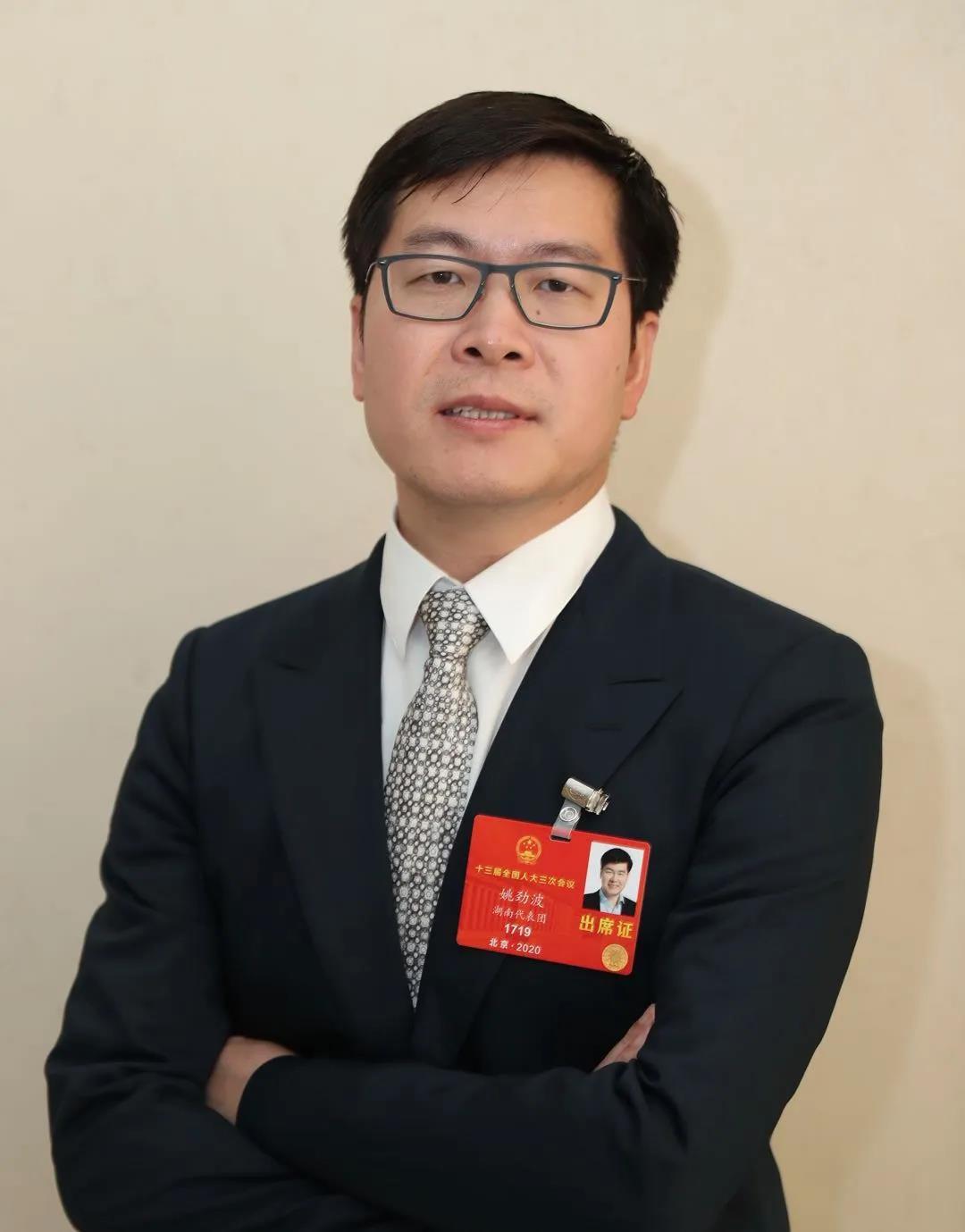 姚勁波向兩會提三份建議:扶持中小企業發展、職業技能培訓及縣域經濟發展-中國網地産
