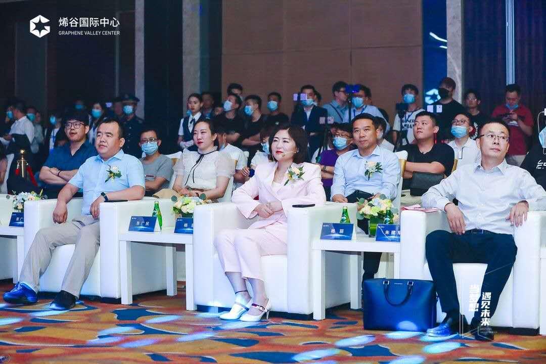 济南:融创中国深耕济南 烯谷国际中心首期开发超百万方-中国网地产