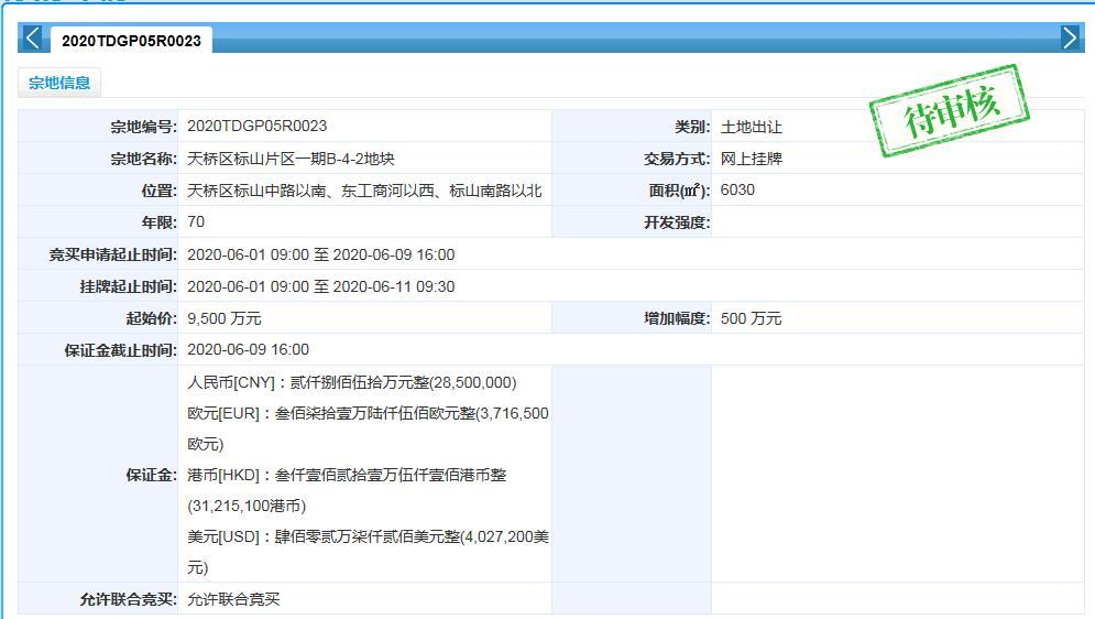 鑫都9500万元竞得济南1宗住宅用地-中国网地产