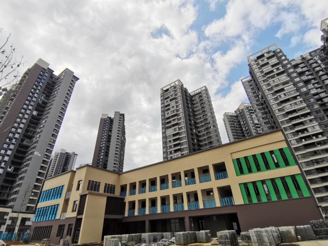"""保利未来城市工程进度 精雕细琢 """"家""""正循着阳光挺拔生长-中国网地产"""