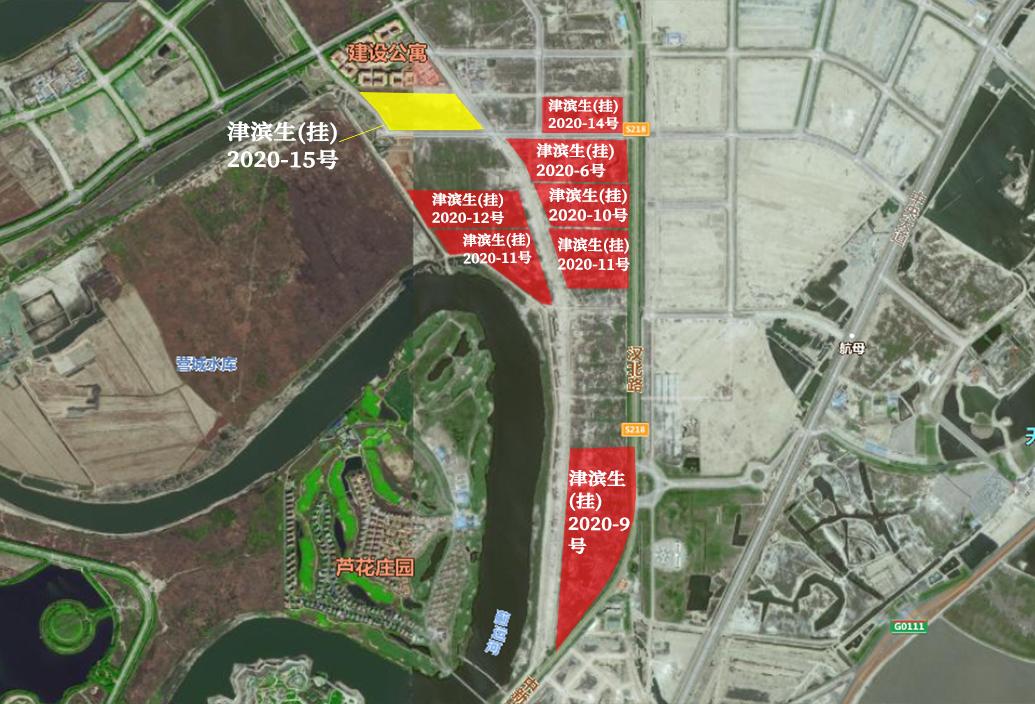 生态城4.5亿摘得地块!楼面价3563元/平米-中国网地产