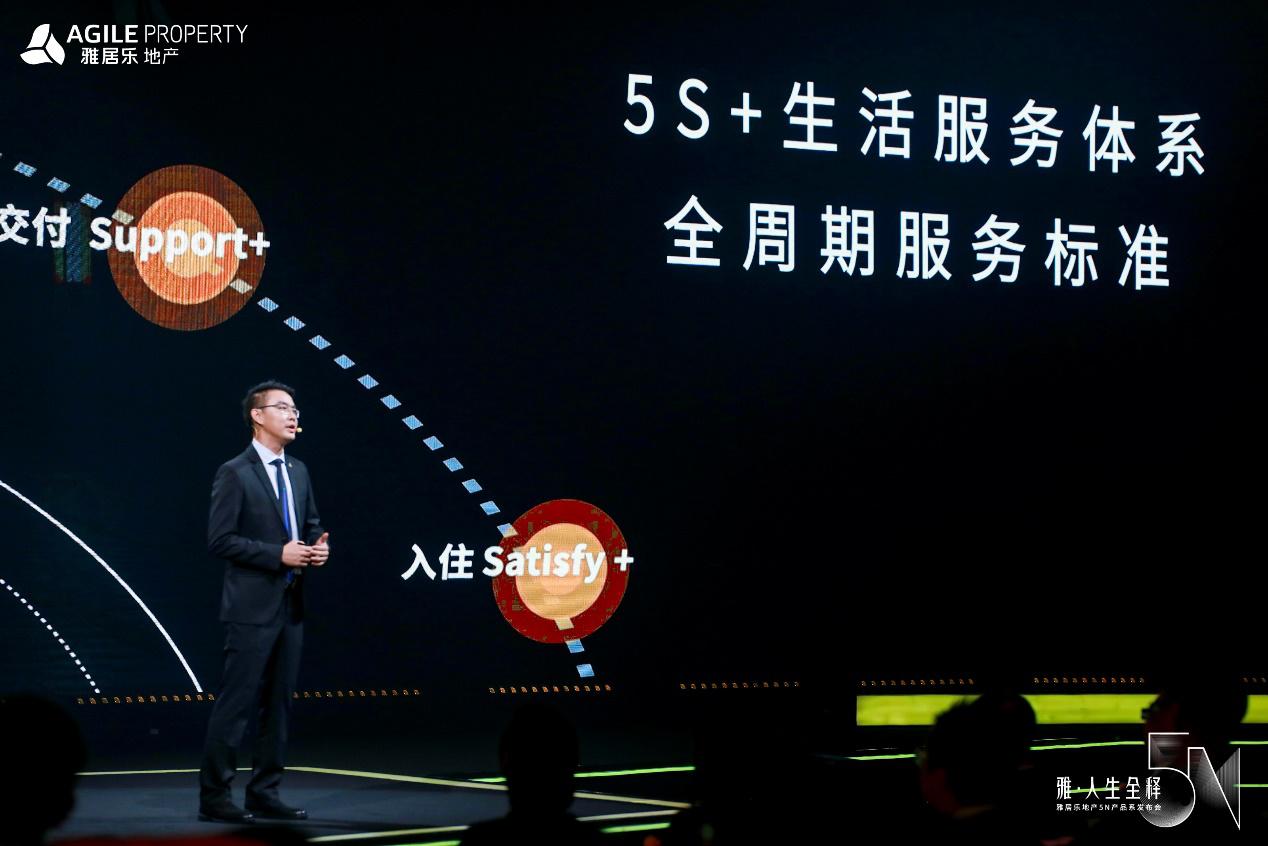 28年初心沉澱 雅居樂地産發佈全新5N産品體系-中國網地産