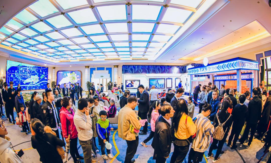 新市府南商業配套再升級 打造城南未來商業新地標-中國網地産
