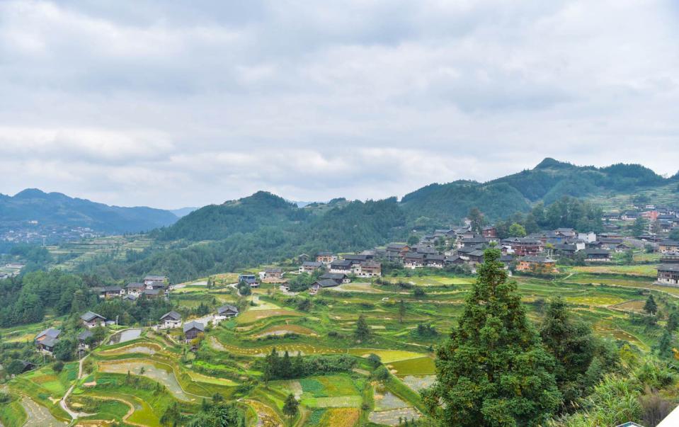 从贫困村到示范村 融创结对帮扶龙塘精准脱贫成果圆满移交 -中国网地产
