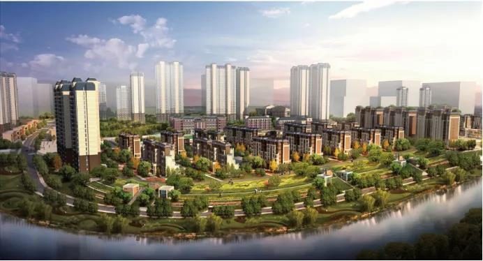 金秋购房 遵义恒大城享好礼 社区园林步步皆是如画风景-中国网地产