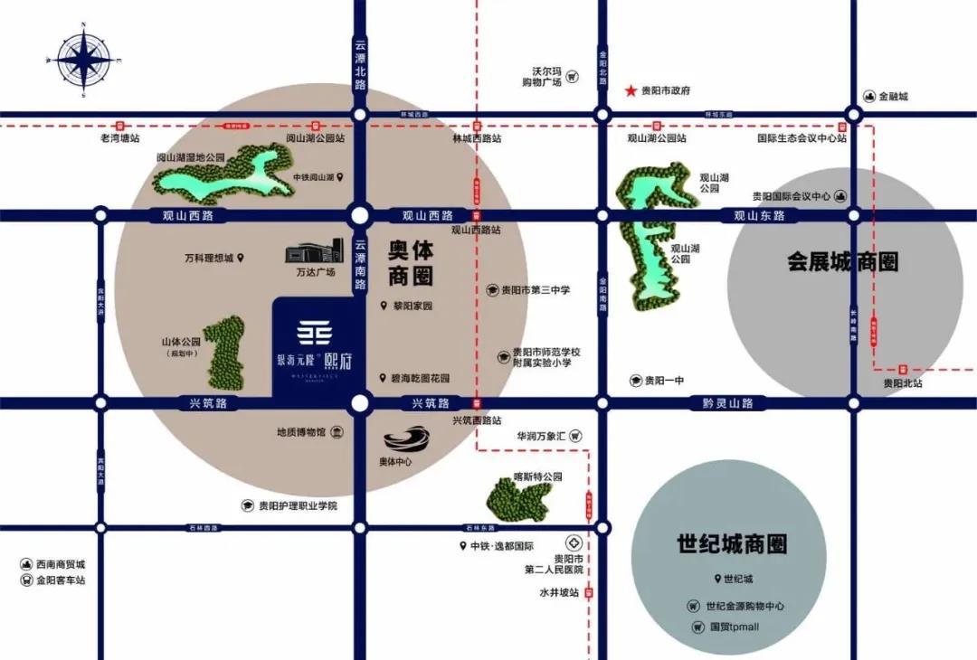 贵阳银海元隆熙府匠造新中式洋房焕新城市生活样本-中国网地产