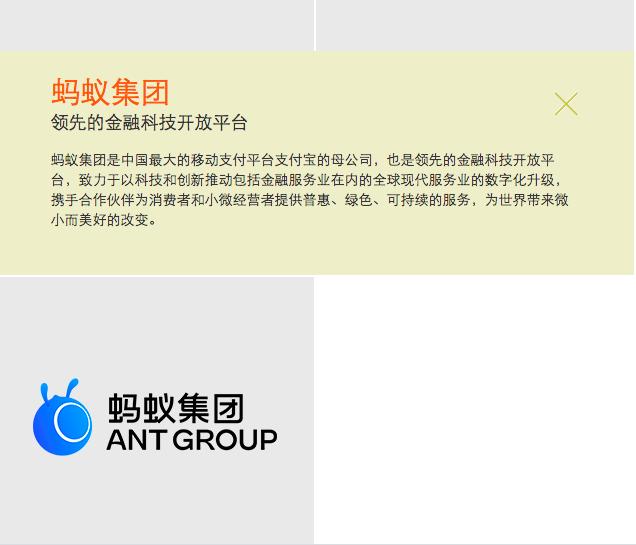 企示錄|螞蟻集團之大象效應-中國網地産