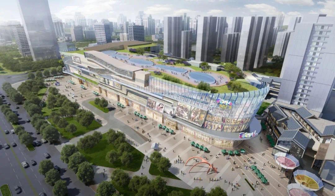 长清迎来大商业时代地标性街区焕新城市格局-中国网地产